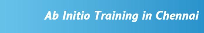Ab Initio Training in Chennai