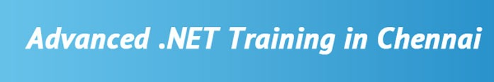 Advanced .NET Training in Chennai