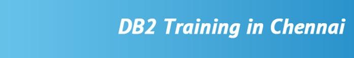DB2 Training in Chennai