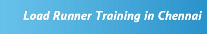 LoadRunner Training in Chennai