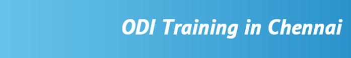 ODI Training in Chennai