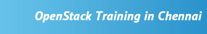 OpenStack Training in Chennai