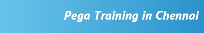 Pega Training in Chennai