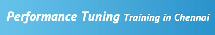 Oracle Performance Tuning Training in Chennai