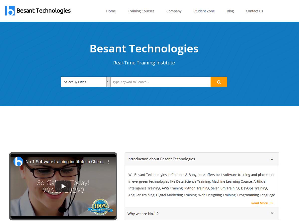 besanttechnology