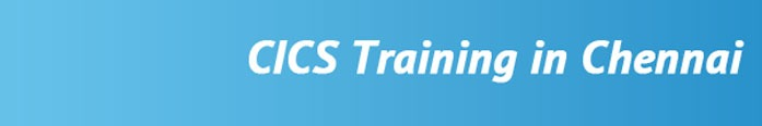 CICS Training in Chennai