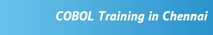 COBOL Training in Chennai