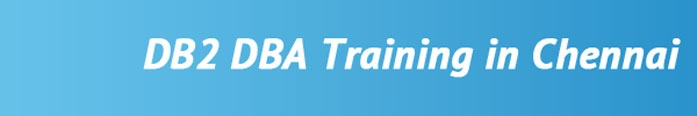 DB2 DBA Training in Chennai