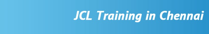 JCL Training in Chennai