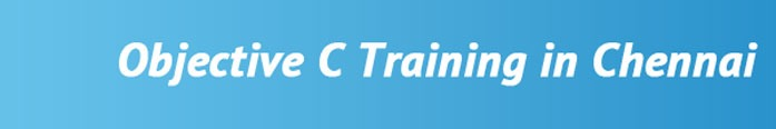 Objective-C Training in Chennai