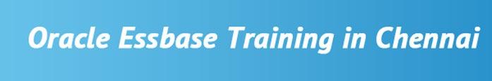 Oracle Essbase Training in Chennai