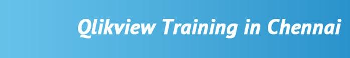 Qlikview Training in Chennai