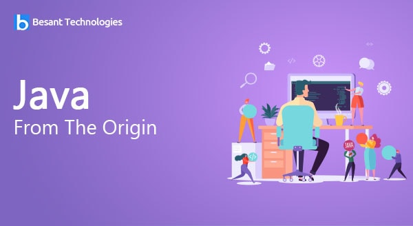 Java From The Origin