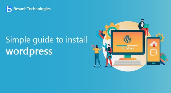 Simple Guide To Install Wordpress