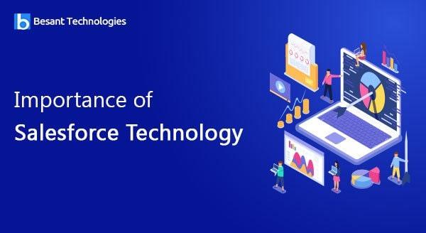Importance of Salesforce Technology