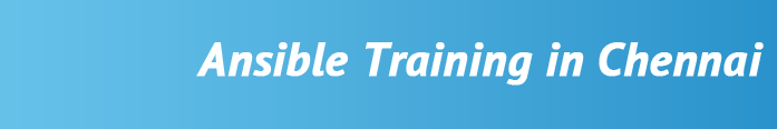 ansible-training-in-chennai