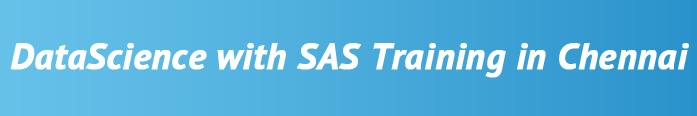 datascience-with-sas-training-in-chennai