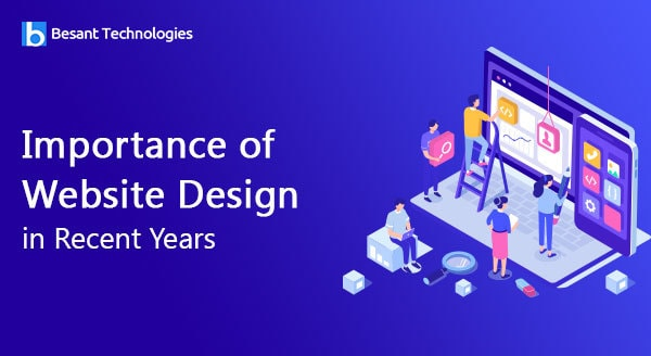 Importance of Website Design in Recent Years