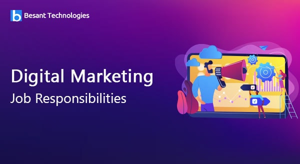 Digital Marketing Job Responsibilities