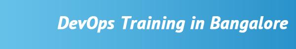 DevOps Training in Bangalore