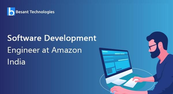 Software development engineer at amazon india