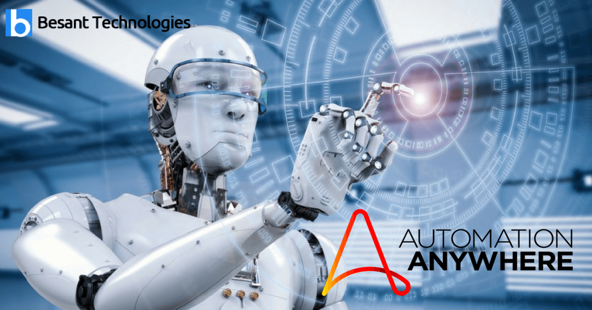 Automation Anywhere Training in Chennai | Automation