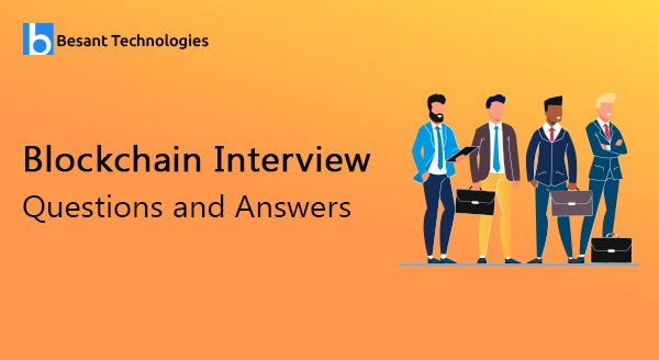 Blockchain Interview Questions and Answers