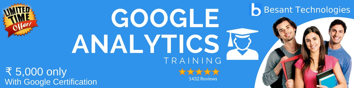 google analytics training in chennai
