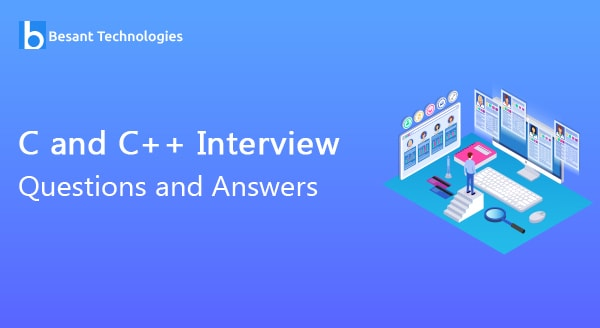 C and C Plus Plus Interview Questions