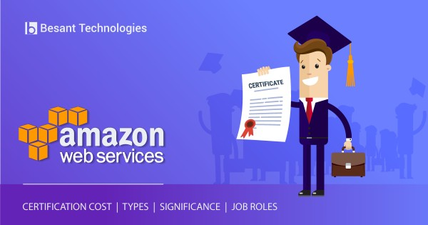 aws certification in india