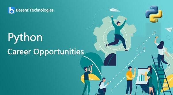 Python career opportunities