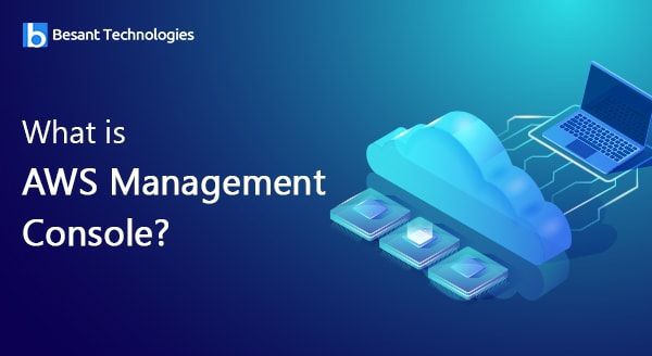 What is aws management console
