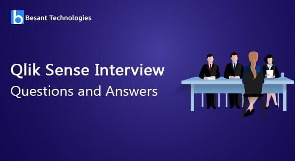 Qlik Sense Interview Questions