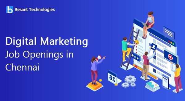 Digital marketing job openings