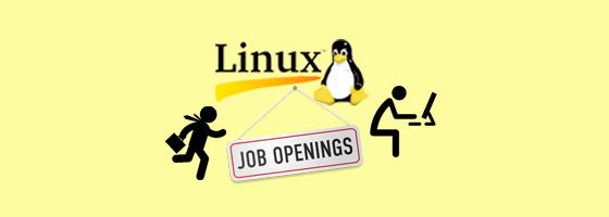 linux job in chennai