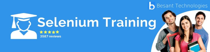 Selenium Training in Chennai | Selenium Course in Chennai