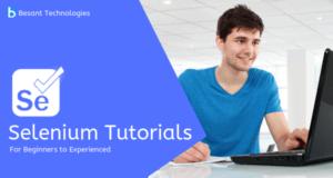 selenium tutorials