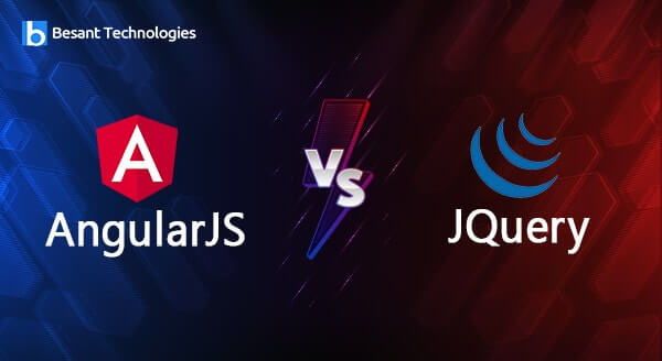 Angularjs Vs JQuery