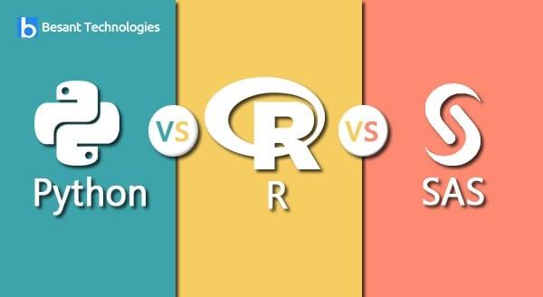 Python Vs R Vs SAS