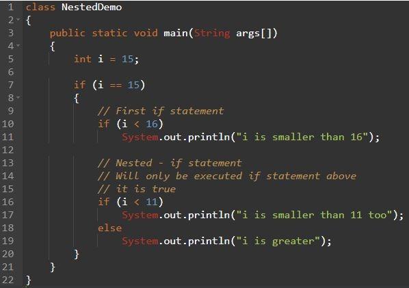 Controls Statements in Java | Java Control Statement | Java Tutorials