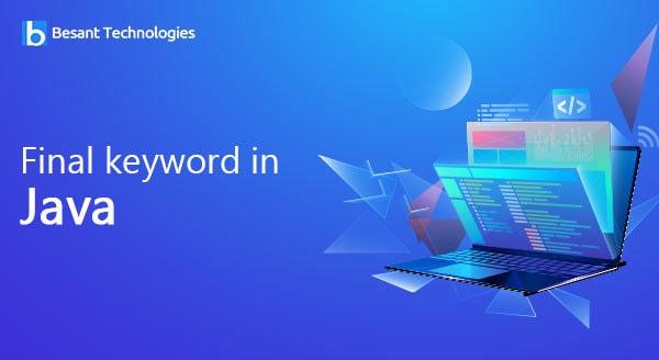 Final Keyword in Java