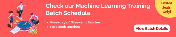 Machine Learning Batch Shedule