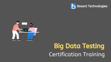 Big Data Testing Training in Chennai
