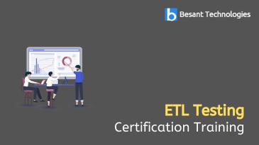 ETL Testing Training in Chennai