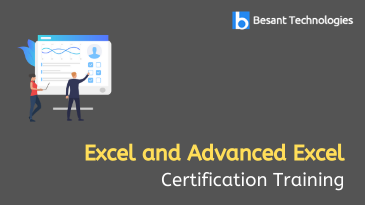Excel and Advanced Excel Training in Marathahalli