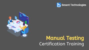 Manual Testing Training In Chennai Best Manual Testing