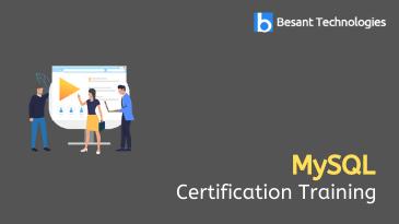 MySQL Online Training