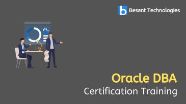 Oracle DBA Training in Bangalore