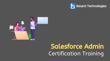 Salesforce Admin Training in Chennai