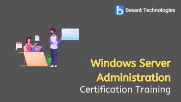 Windows Server Administration Training in Chennai